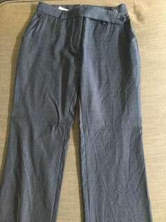 Sacoor Brothers Navy Pants
