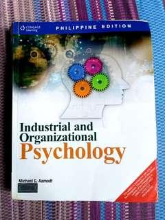 Industrial and Organizational Psychology (Michael Aamodt)