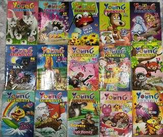 Young scientists magazines (Level 1)