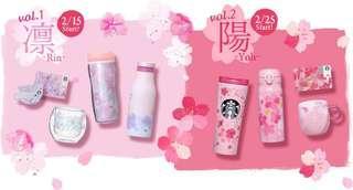 🌸2019星巴克櫻花季限定商品🌸  今年的櫻花杯真的燒到我了😍‼️ 簡直超超超美~~~
