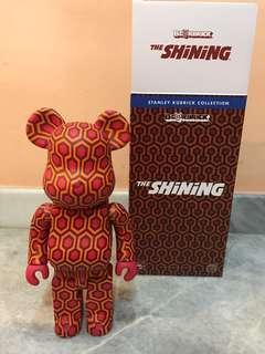 The Shining 400% Bearbrick