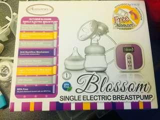 Autumnz Blossom Single Electric Breastpump