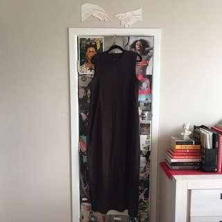 Kowtow Ribbed Maxi Dress