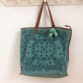 Bohemian Tote Bag