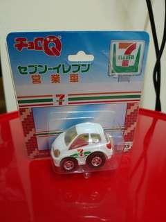 Choro Q 7-11營業車
