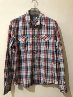 🚚 長袖襯衫L