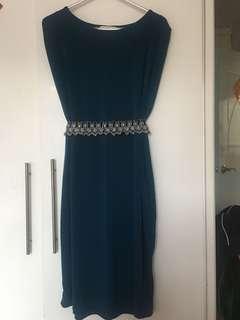🎈韓國彩藍連衣裙
