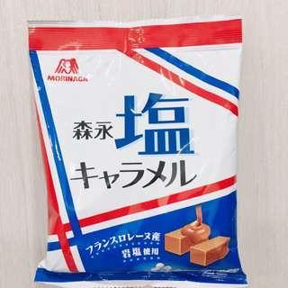 🚚 日本代購 森永塩牛奶糖