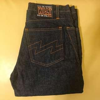 🚚 W&LT牛仔褲(二手正品)