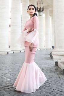 (baju kurung)The Roselle By Calacara