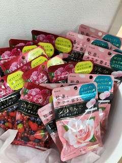 🚚 《日本代購》kracie桃子香糖