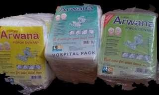 Pampers Dewasa isi 12 POPOK/DIAPERS ADULT