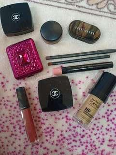 Bundle Authentic Make up @ 2k only MAC, Channel, Bobbi Brown