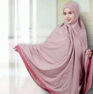 Telekung Siti Khadijah Soft cotton
