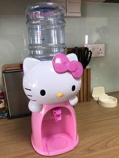 🚚 Brand New Hello Kitty Water Dispenser