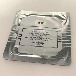 全新 Sisley velvet nourishing cream $15 包郵/上水交收