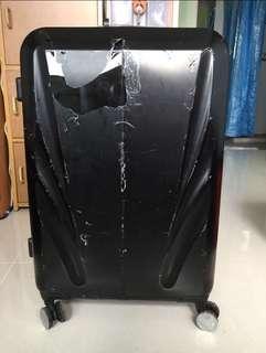 Hard case black luggage