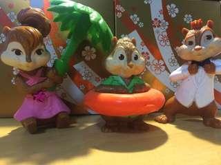 花栗鼠玩具