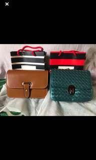 BUY 1 TAKE 1 SLING BAGS
