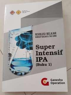Buku latihan SBMPTN IPA