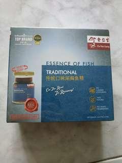 [BNIB] Eu Yan Sang Essence Of Fish 6 bottles