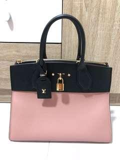 Louis Vuitton City Steamer MM (Pink)