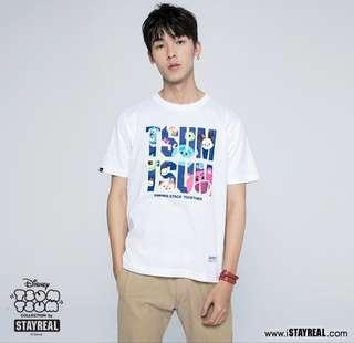 🚚 BN Stayreal Tsum Tsum White