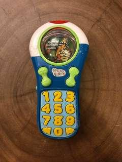 Baby Mobil Phone Toy.