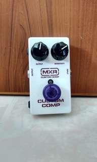 MXR Custom Comp