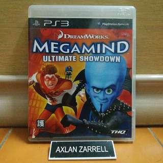 Playstation 3 Games : PS3 Megamind Ultimate Showdown