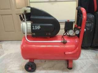 2.5hp compressor