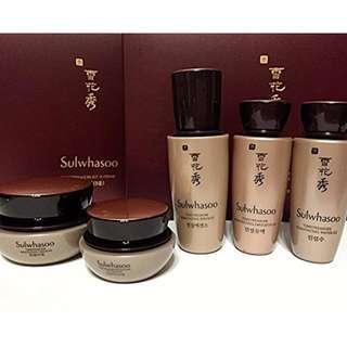 Sulwhasoo Timetreasure Kit II 5 Items Sample Kit