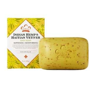 Nubian Heritage Indian Hemp Soap