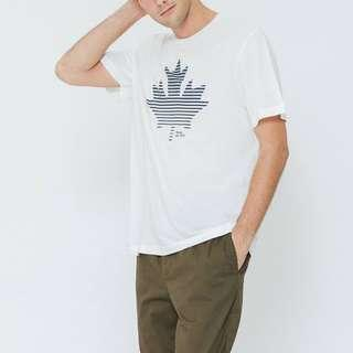 🚚 1629 Roots楓葉短袖上衣