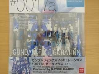 Gundam Fix GFF Z plus 高達 #0017a