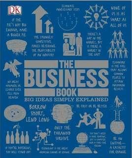 ( MINGGU SPESIAL ) The Business Book Big Ideas Simply Explained ebook