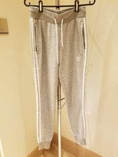 Adidas Originals grey track pants 運動褲