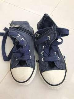 🚚 Converse Style Kids Shoes