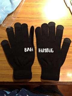 touch screen可觸式保暖手套