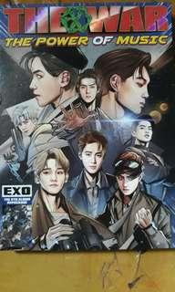 Album Exo Repeckage Power PC DO