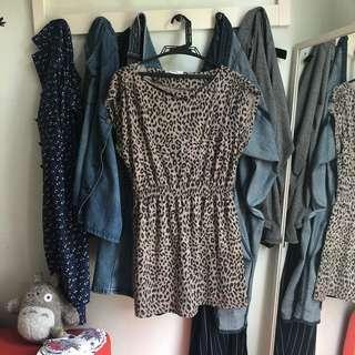 KITSCHEN Leopard Print dress #MFEB20