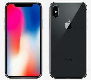Looking for an iphone X Space Grey