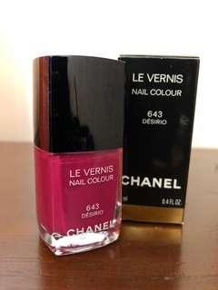 Chanel 指甲油 643