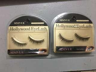 Hollywood eyelash