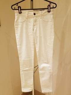 Siwy white skinny jeans