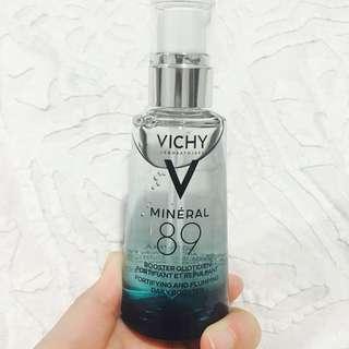 VICHY Mineral 89 Serum 50ml - Brand new! #makespaceforlove