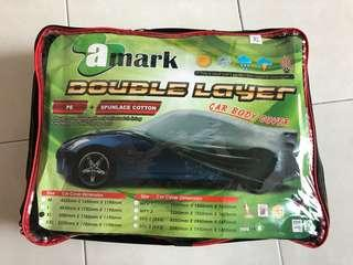 Amark Double Layer Car Body Cover