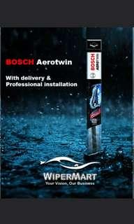 Bosch aerotwin for all cars