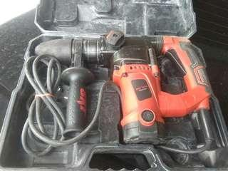 Heavy duty Hilti / SKT 2 step Drill & Hack