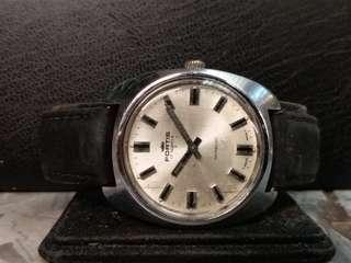 Fortis 17J 男庄机械上鍊手錶36mm (204)
